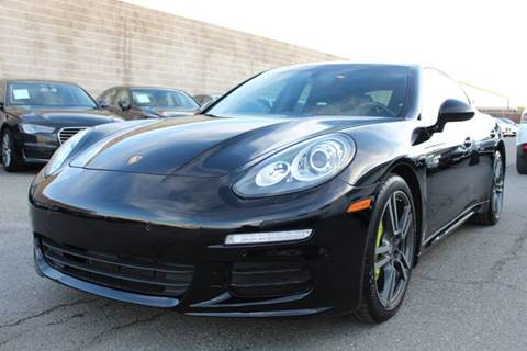 2014 Porsche Panamera for sale in Hayward, CA