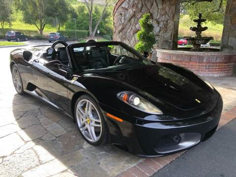 2007 Ferrari F430 for sale at Mag Motor Company in Walnut Creek CA