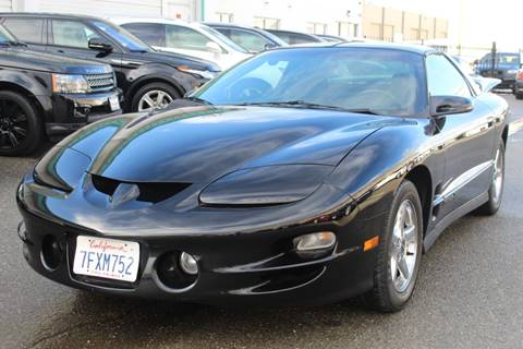 2002 Pontiac Firebird for sale in Hayward, CA