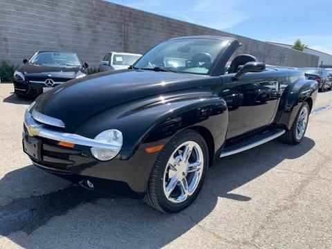 2005 Chevrolet Ssr For Sale In Hayward Ca