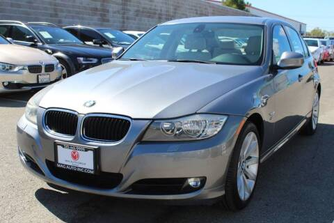 2011 BMW 3 Series for sale at Mag Motor Company in Walnut Creek CA