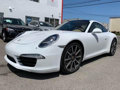 2013 Porsche 911 for sale in Hayward, CA