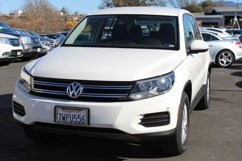 2013 Volkswagen Tiguan for sale at Mag Motor Company in Walnut Creek CA