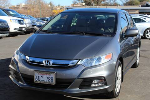 2012 Honda Insight for sale at Mag Motor Company in Walnut Creek CA