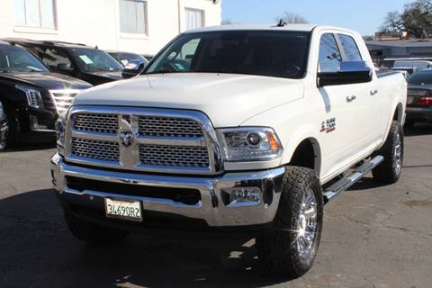 2017 RAM Ram Pickup 2500 for sale at Mag Motor Company in Walnut Creek CA