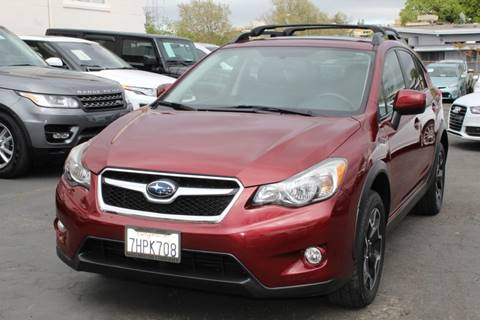 2014 Subaru XV Crosstrek for sale at Mag Motor Company in Walnut Creek CA