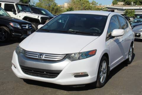 2010 Honda Insight for sale at Mag Motor Company in Walnut Creek CA