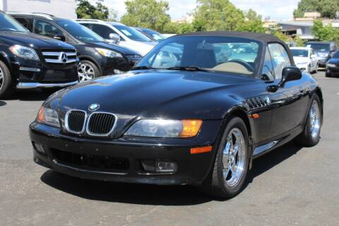 1996 BMW Z3 for sale at Mag Motor Company in Walnut Creek CA
