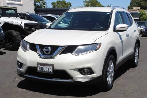 2016 Nissan Rogue for sale at Mag Motor Company in Walnut Creek CA