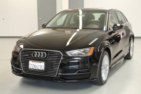 2016 Audi A3 Sportback e-tron for sale at Mag Motor Company in Walnut Creek CA