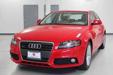 2009 Audi A4 for sale at Mag Motor Company in Walnut Creek CA