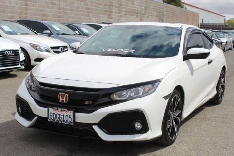 2018 Honda Civic for sale at Mag Motor Company in Walnut Creek CA