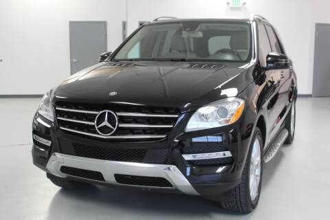 2012 Mercedes-Benz M-Class for sale at Mag Motor Company in Walnut Creek CA