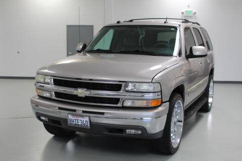 2004 Chevrolet Tahoe for sale at Mag Motor Company in Walnut Creek CA