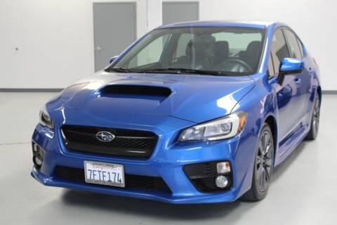2015 Subaru WRX for sale at Mag Motor Company in Walnut Creek CA