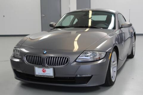 2007 BMW Z4 for sale at Mag Motor Company in Walnut Creek CA