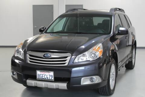 2012 Subaru Outback for sale at Mag Motor Company in Walnut Creek CA