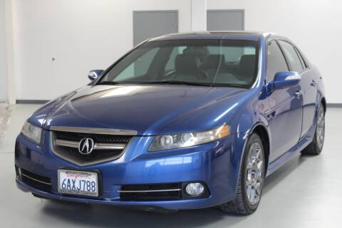 2007 Acura TL for sale at Mag Motor Company in Walnut Creek CA