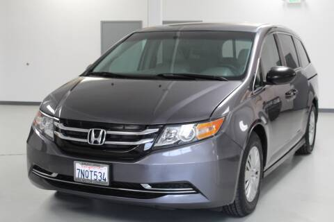 2015 Honda Odyssey for sale at Mag Motor Company in Walnut Creek CA