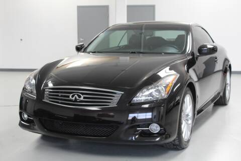 2012 Infiniti G37 Convertible for sale at Mag Motor Company in Walnut Creek CA