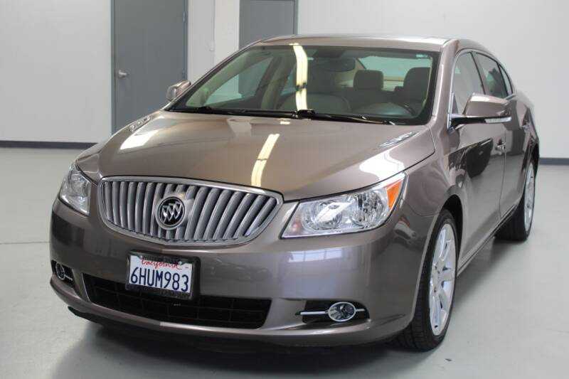 2010 Buick LaCrosse for sale at Mag Motor Company in Walnut Creek CA