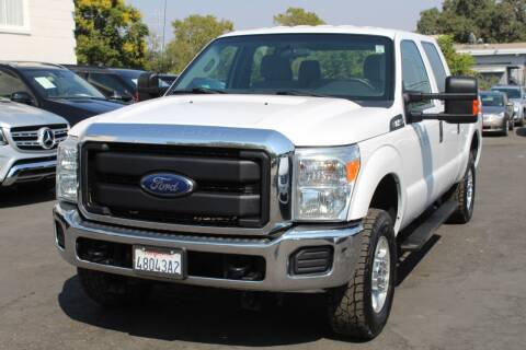 2016 Ford F-250 Super Duty for sale at Mag Motor Company in Walnut Creek CA