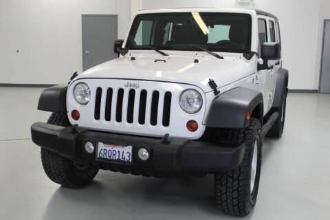 2011 Jeep Wrangler Unlimited for sale at Mag Motor Company in Walnut Creek CA