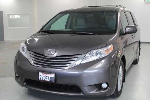 2017 Toyota Sienna for sale at Mag Motor Company in Walnut Creek CA