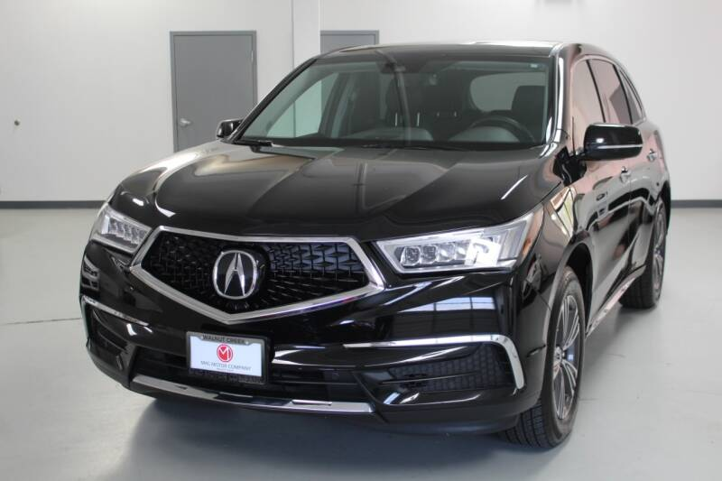 2017 Acura MDX for sale at Mag Motor Company in Walnut Creek CA