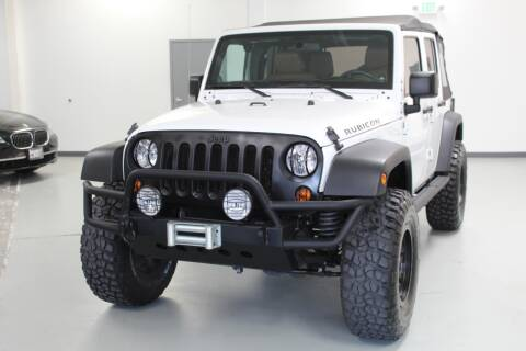 2012 Jeep Wrangler Unlimited for sale at Mag Motor Company in Walnut Creek CA