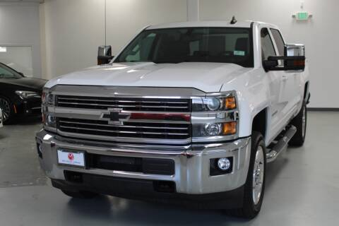 2016 Chevrolet Silverado 2500HD for sale at Mag Motor Company in Walnut Creek CA