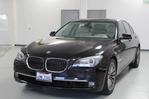 2009 BMW 7 Series for sale at Mag Motor Company in Walnut Creek CA