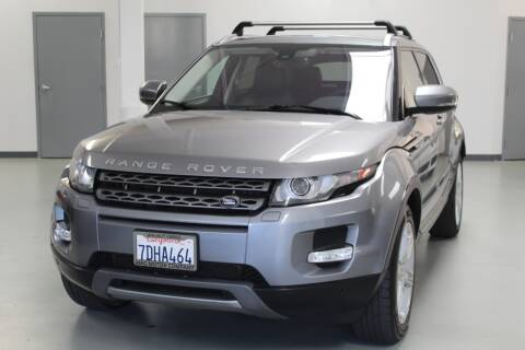 2013 Land Rover Range Rover Evoque for sale at Mag Motor Company in Walnut Creek CA