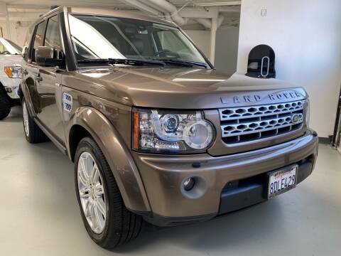 2012 Land Rover LR4 for sale at Mag Motor Company in Walnut Creek CA