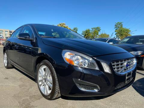 2012 Volvo S60 for sale at Mag Motor Company in Walnut Creek CA