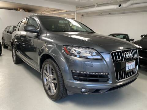 2013 Audi Q7 for sale at Mag Motor Company in Walnut Creek CA