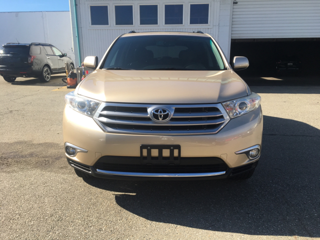 2012 Toyota Highlander for sale at Mag Auto Group in Hayward CA