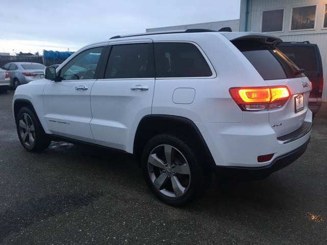 2015 Jeep Grand Cherokee for sale at Mag Auto Group in Hayward CA