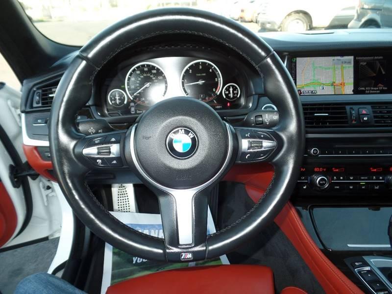 2015 BMW 5 Series 535d 4dr Sedan - El Cajon CA