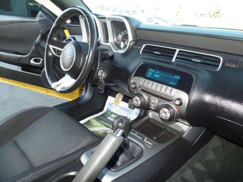2011 Chevrolet Camaro SS 2dr Coupe w/1SS - El Cajon CA