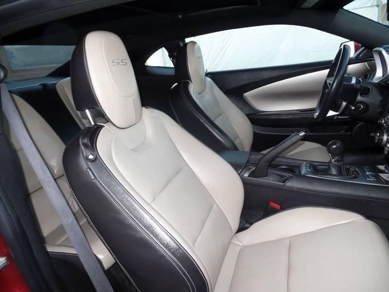 2011 Chevrolet Camaro SS 2dr Coupe w/2SS - El Cajon CA