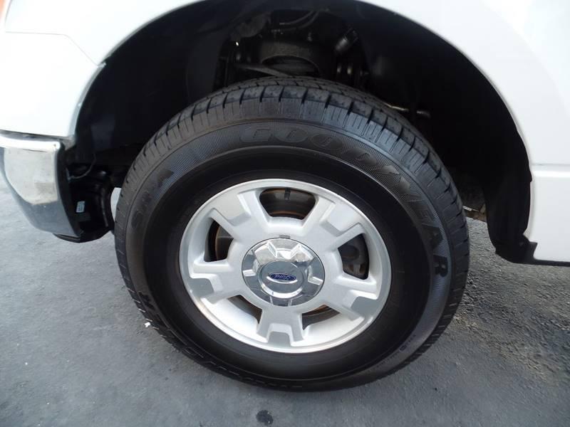 2013 Ford F-150 4x2 XLT 4dr SuperCrew Styleside 5.5 ft. SB - El Cajon CA