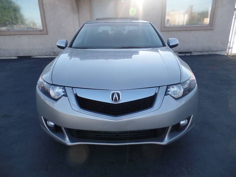 2010 Acura TSX 4dr Sedan 5A w/Technology Package - El Cajon CA