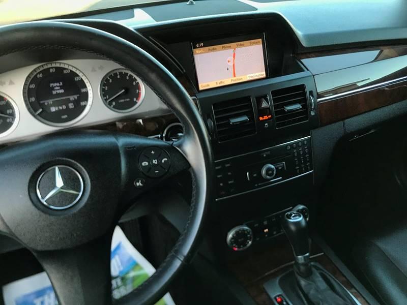 2012 Mercedes-Benz GLK GLK 350 4dr SUV - El Cajon CA