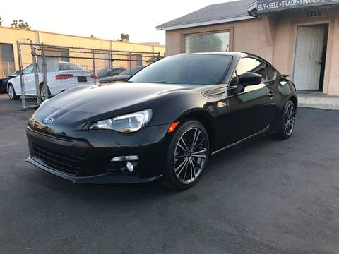 2013 Subaru BRZ for sale in El Cajon, CA