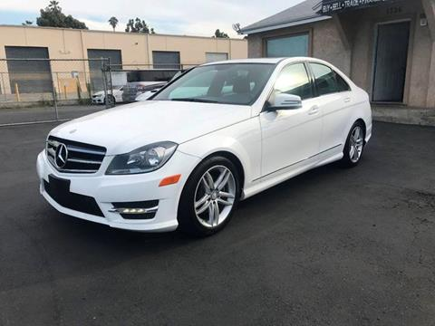 used mercedes-benz c-class for sale in el cajon, ca - carsforsale®