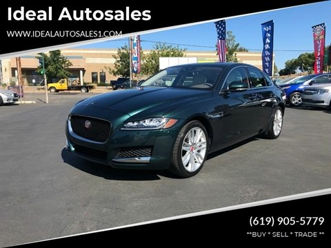 2017 Jaguar XF for sale in El Cajon, CA