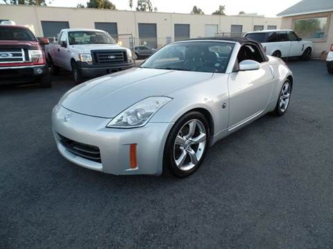 2006 Nissan 350Z for sale at Ideal Autosales in El Cajon CA