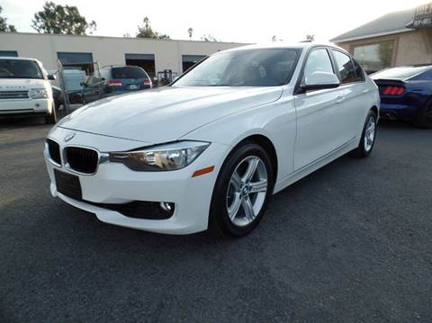 2013 BMW 3 Series for sale at Ideal Autosales in El Cajon CA