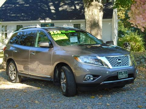 Nissan Pathfinder For Sale in Berwick, ME - The Auto Barn